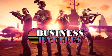 Business Battles image - One Way to Make GTA Online Passive Income.