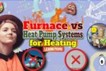 Furnace vs Heat Pump Systems for Heating Homes and Offices Compared