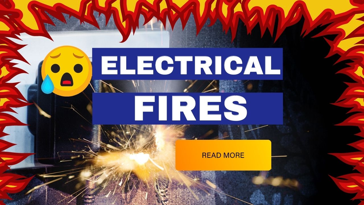 Avoid electrical fires
