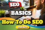 SEO Basics How To Do SEO