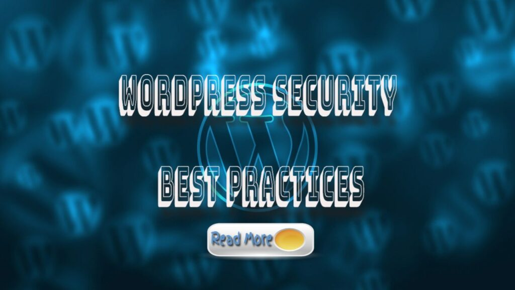 wordpress security best practices