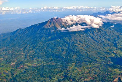 Mt Kanlaon
